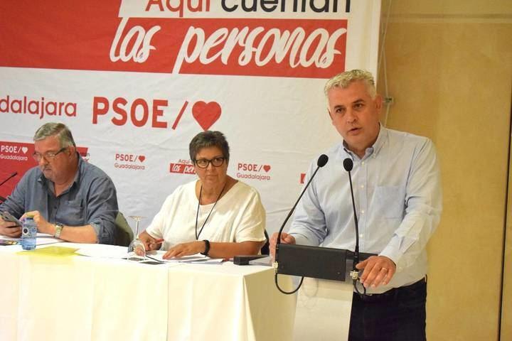 José Luis Vega, alcalde de Mondéjar, será el nuevo presidente de la Diputación de Guadalajara