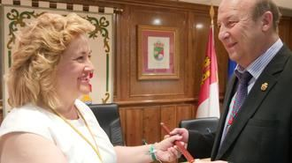 María Purificación Tortuero Pliego repite como alcaldesa de Alovera con el apoyo del PP