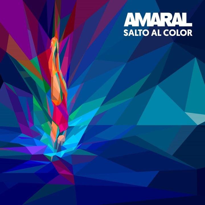 """Amaral Salto al color, ya tiene su segunda canción """"Nuestro tiempo"""""""