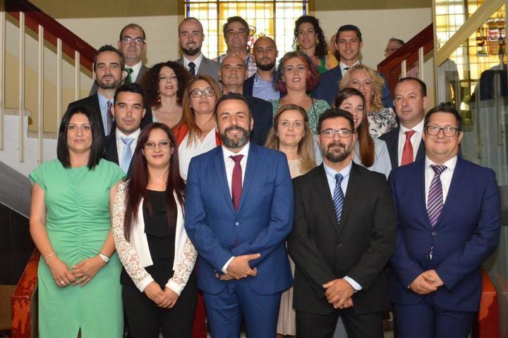 José Luis Blanco, reelegido alcalde de Azuqueca con el único apoyo del PSOE