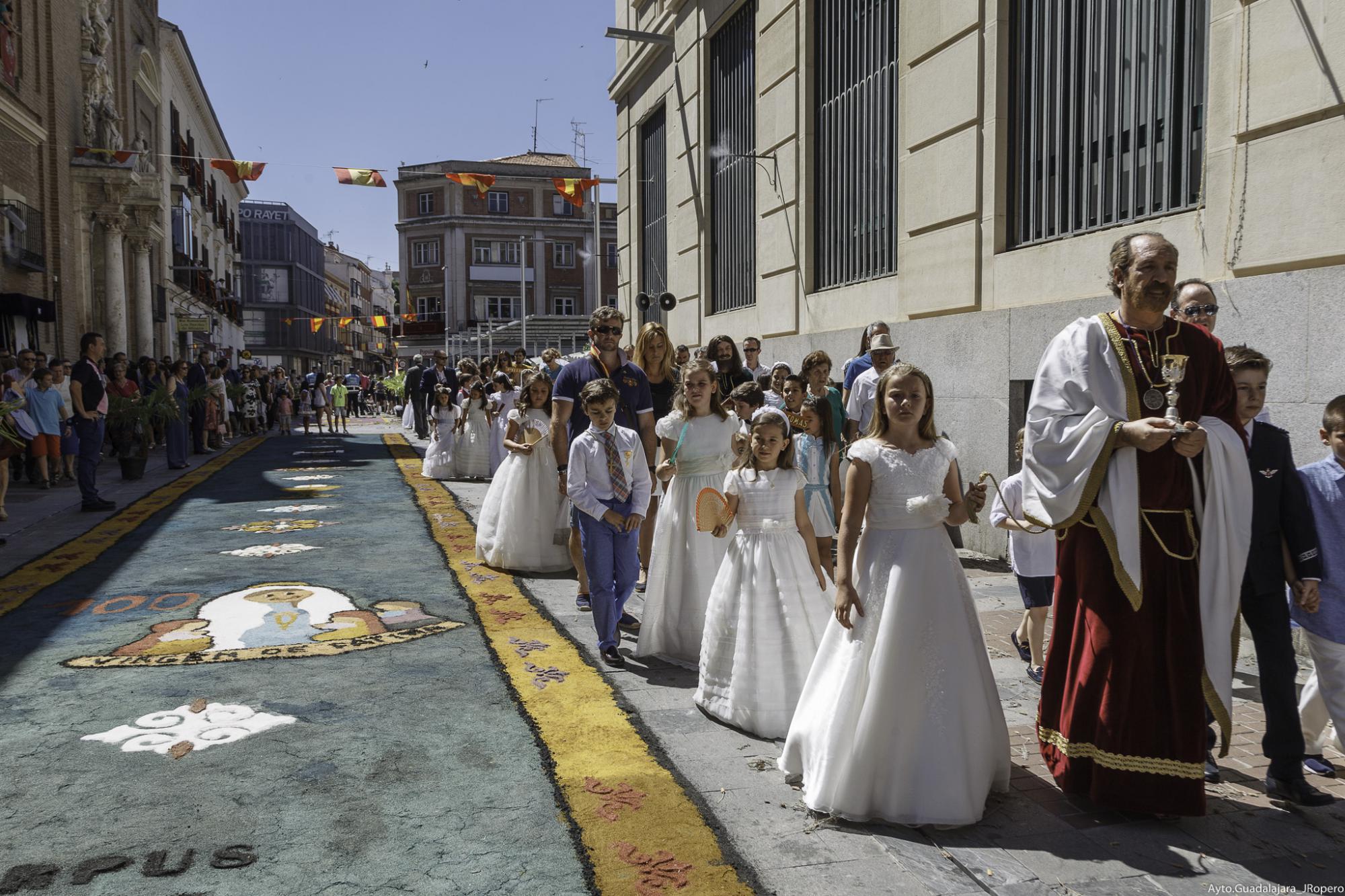 Los cielos aparecerán más nublados a lo largo de este Día del Corpus en Guadalajara