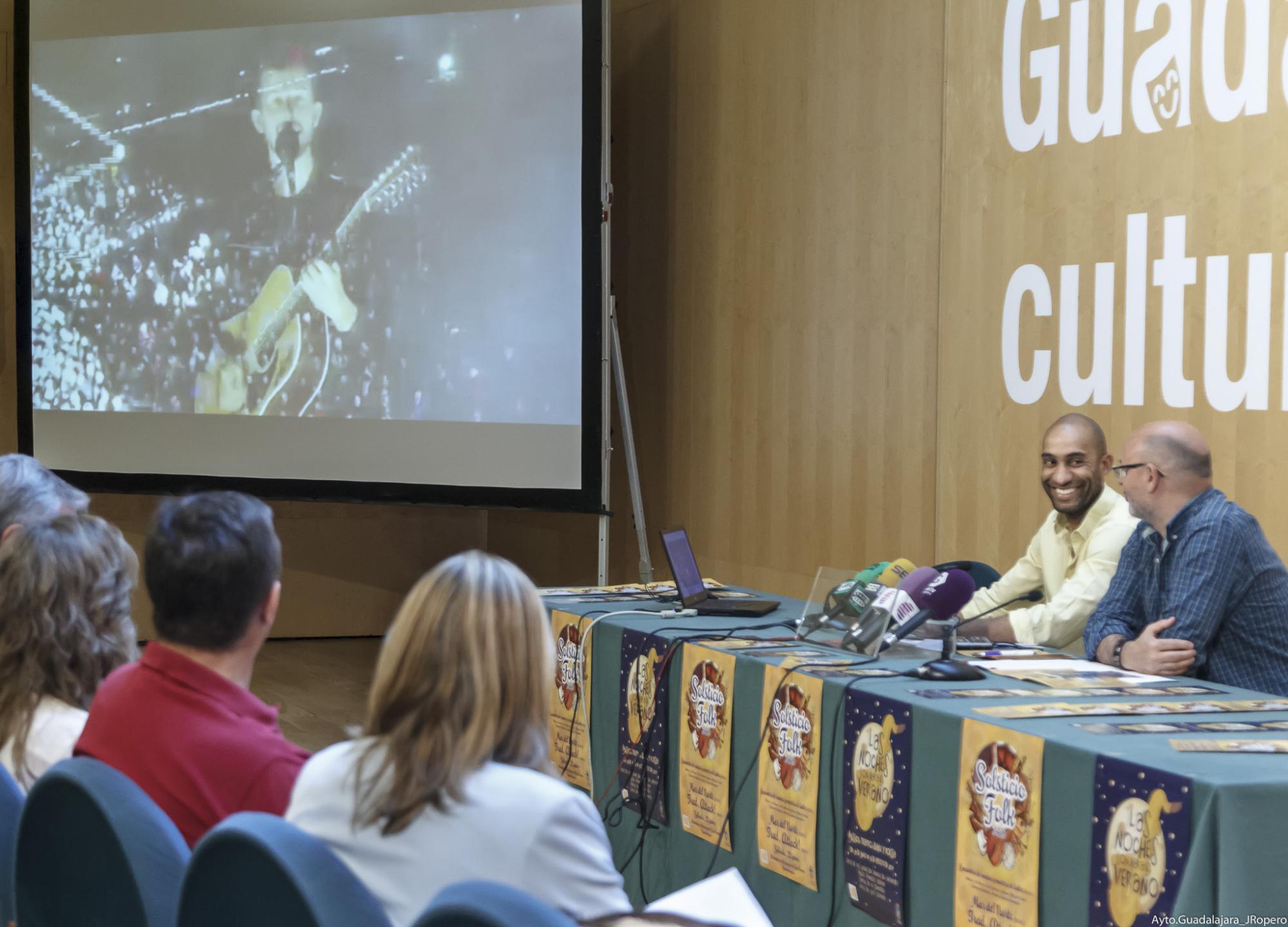 Solsticio Folk y Las Noches son para el Verano dan la bienvenida al estío en Guadalajara