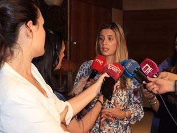 Agudo afirma que el PP de Castilla-La Mancha ha trabajado hasta el último momento para evitar alcaldías de izquierda en esta región