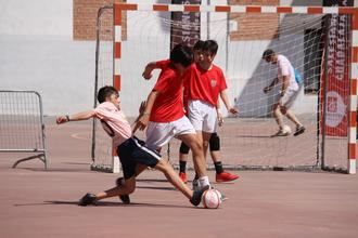 El Torneo de Fútbol Sala MAUX se confirma como un evento deportivo referente para los jóvenes