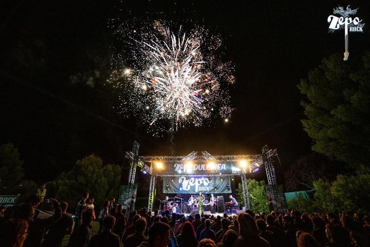 El ZEPOROCK da cita a más de mil personas, consolidándose como altavoz de la música emergente