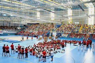 Las Escuelas Municipales de Azuqueca despiden la temporada con una fiesta del deporte