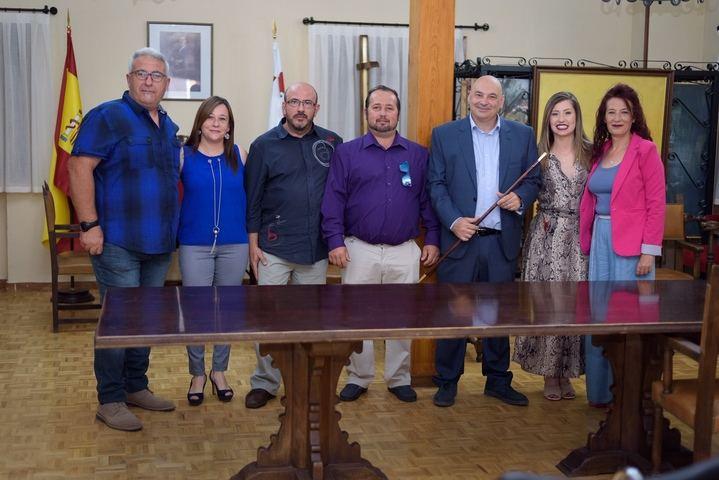 José María Cañadillas (PP) toma el bastón de mando de Almonacid de Zorita