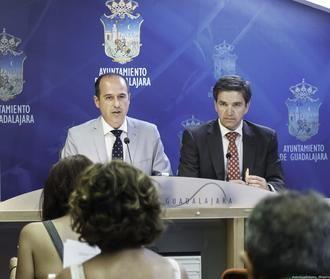 Así es como PSOE y Ciudadanos van a repartirse las Concejalías del Ayuntamiento de Guadalajara