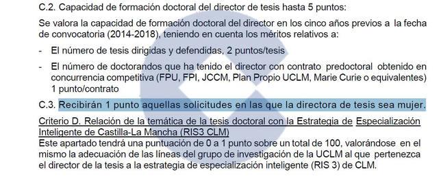 Dará que hablar: La Universidad de Castilla-La Mancha regalará un punto extra a las tesis dirigidas por mujeres