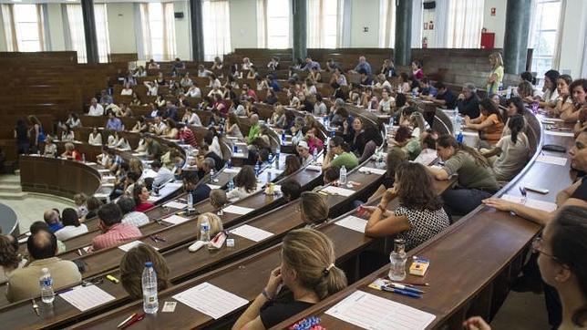 En Guadalajara desde este sábado se examinan 1.377 personas para las oposiciones de docente en la especialidad de Inglés