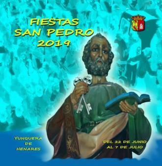 Yunquera de Henares dará la bienvenida al verano con el inicio de las fiestas de San Pedro 2019