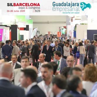 'Guadalajara Empresarial' estará presente con un stand propio en la Feria SIL Barcelona