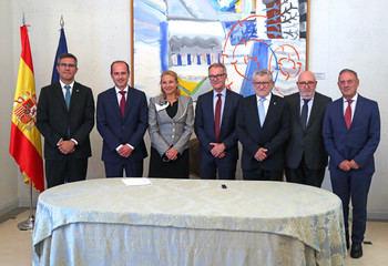 El Ministerio de Cultura y la Casa del Infantado llegan a un acuerdo sobre el Palacio del Infantado de Guadalajara