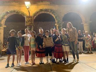 La Plazuela del Doncel, mejor Arco de San Juan 2019 en Sigüenza
