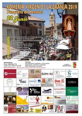 Yunquera de Henares celebra este sábado la tradicional romería de los caballistas