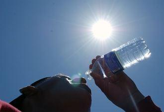 MUCHO CUIDADO: Las temperaturas llegarán hasta los 41ºC este viernes en Guadalajara que está en alerta naranja
