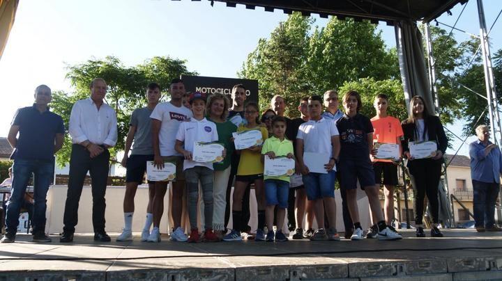 Más de 180 deportistas reconocidos en la Gala del Deporte Local de Alovera 2019