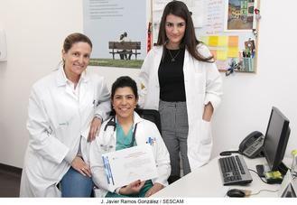 La Unidad de Ventilación Mecánica no Invasiva del Hospital de Guadalajara, acreditada como Unidad Especializada por la SEPAR