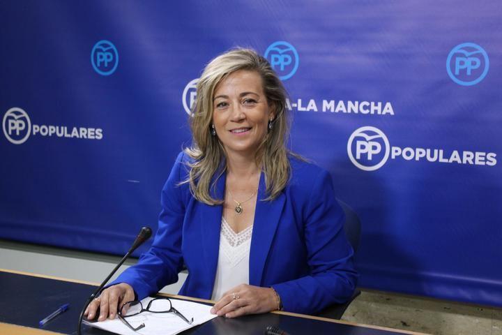Lola Merino explica que el diálogo será la herramienta principal de trabajo del PP en las Cortes Regionales