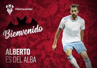 Alberto Benito, nuevo jugador del Alba