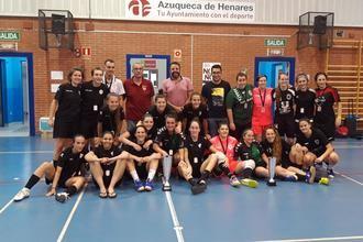 Siete equipos han disputado el II Maratón de Fútbol Sala Femenino de Azuqueca