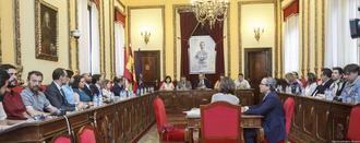 Repartidos los 'jornalillos' en el Ayuntamiento de Guadalajara para toda la legislatura