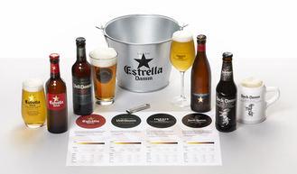 Estrella Damm desplaza a Mahou como la marca de cerveza española más valiosa