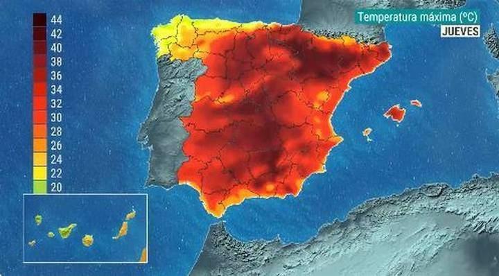 El Gobierno de Castilla-La Mancha activa el METEOCAM en fase de alerta en toda la región ante la previsión de altas temperaturas