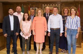 Alovera ya cuenta con un nuevo equipo de gobierno con nueve concejales y mayoría absoluta en el Pleno Municipal
