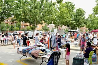Este sábado, mercadillos de segunda mano y de artesanía en Azuqueca
