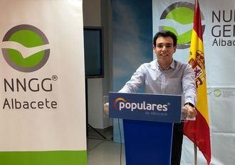 NNGG Castilla-La Mancha incorpora a Fernando Morales como portavoz y amplia su Comité Ejecutivo Regional
