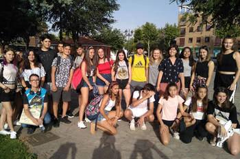 Azuqueca impulsa un nuevo intercambio cultural para jóvenes en Francia con el programa 'Erasmus +'