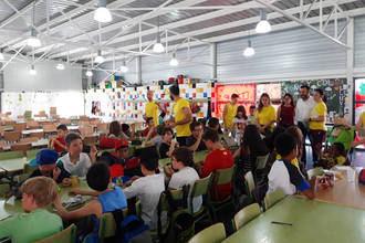El campamento urbano en el colegio La Paloma de Azuqueca sigue admitiendo nuevas incorporaciones