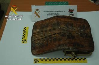 Guadalajara, implicada en una operación contra el contrabando y tráfico de especies