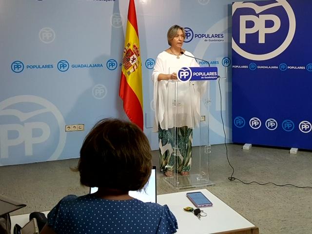 Guarinos desgrana las principales iniciativas que el PP defenderá a nivel regional