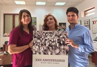 Nuevas Generaciones Castilla-La Mancha recordará a Miguel Ángel Blanco en el vigésimo segundo aniversario de su asesinato