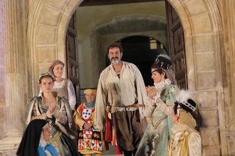 El XVIII Festival Ducal conmemora el 450° Aniversario del Ducado de Pastrana