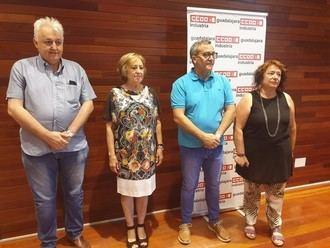 CCOO pide en Guadalajara un pacto de Estado para combatir la despoblación