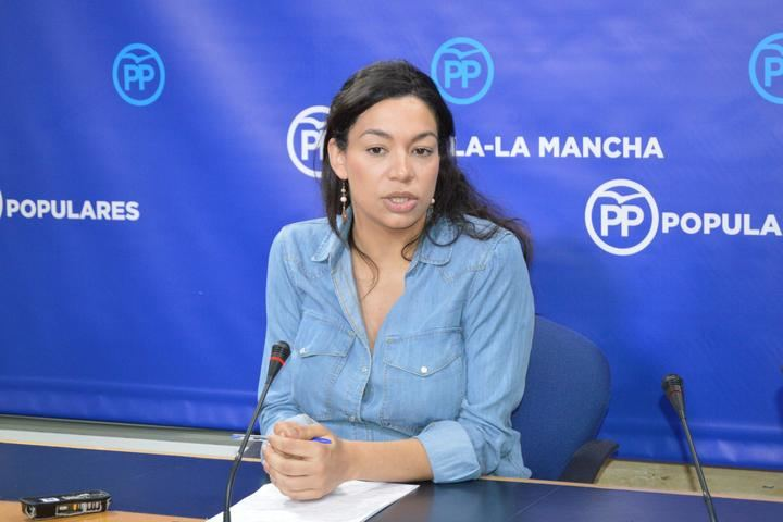 Alonso denuncia la incoherencia de Ciudadanos al pactar sillones con el PSOE y votar en contra de la investidura de Page