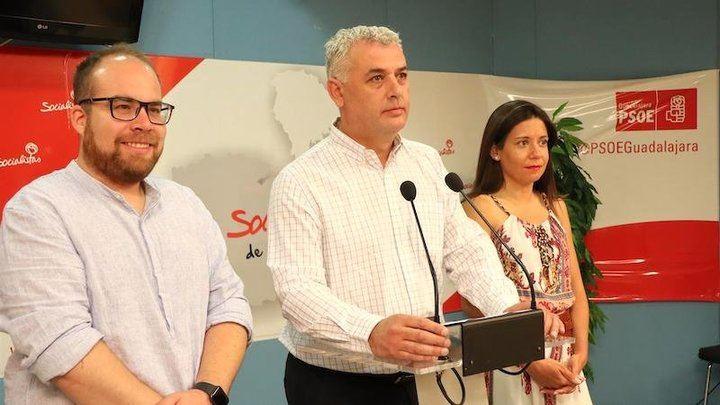 Cs entra en el Gobierno socialista de la Diputación de Guadalajara y asume la Vicepresidencia Segunda de la corporación provincial