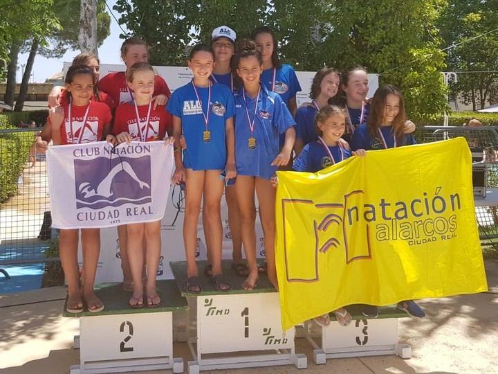 Seis oros, dos platas y dos bronces, el Alcarreño triunfa en el medallero regional de Albacete