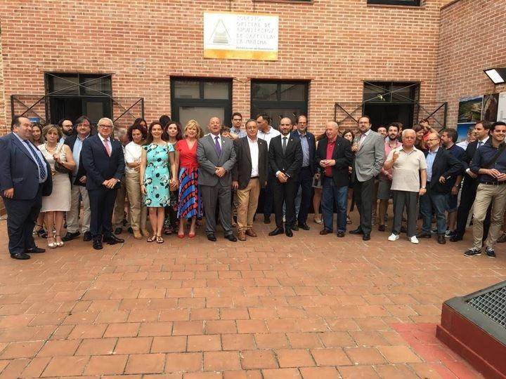 """La Unión Profesional de Guadalajara arranca su andadura """"para trabajar por la ciudad y la provincia"""""""