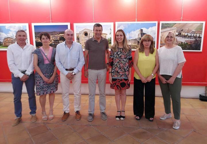 """Inaugurada en Sigüenza la Exposición """"Andar y ver la provincia de Guadalajara"""""""