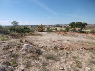 Comienzan los trabajos para la construcción de un nuevo depósito de agua potable de 1.600 metros cúbicos en Mondejar