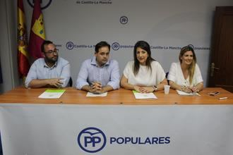 Paco Núñez anuncia una nueva etapa en NNGG de Castilla La Mancha con más presencia en la calle