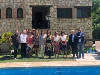 Sigüenza acoge la primera reunión de trabajo de la Red de Hospederías de CLM