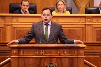 """Núñez: """"El PP es el único partido que puede construir una alternativa sensata y coherente en Castilla-La Mancha"""""""