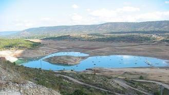 La cabecera del Tajo baja 16,63 hectómetros y está al 23,52% de su capacidad