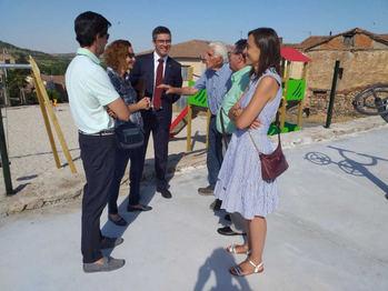 El Gobierno central subvenciona la contratación de 13 trabajadores en la zona de los Pinares del Ducado