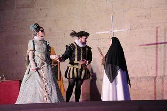 El XVIII Festival Ducal de Pastrana ha recordado 1569, el año clave de su historia